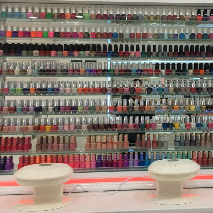 hollywood nails and spa colour collections