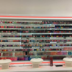 hollywood nails salon spa eastbourne colour collections